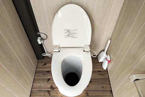 バイオトイレ_室内