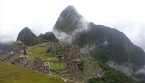 世界遺産が点在する国・ペルー共和国にバイオトイレ「バイオミカレット®」を設置