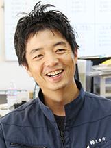 代表取締役 三笠 大志